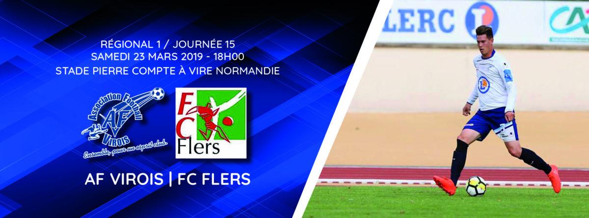 Bannière FC FLERS DOM
