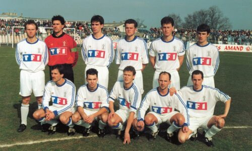 23 février 1992, AF Virois -Le Havre